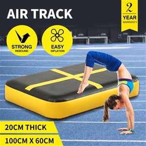 0.6M X1M Air Track Inflatable Mat Airtra