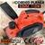 710W Powerful Electric Wood Planer Door Plane Hand Held Woodworking