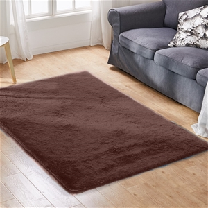Designer Soft Shag Shaggy Floor Rug Conf