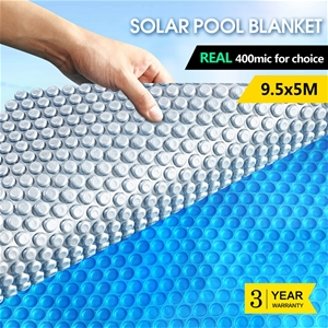 9.5x5M Real 500 Micron Solar Swimming Po