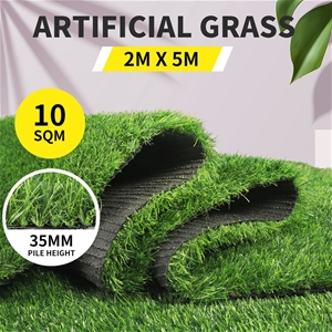 10SQM Artificial Grass Lawn Outdoor Synt