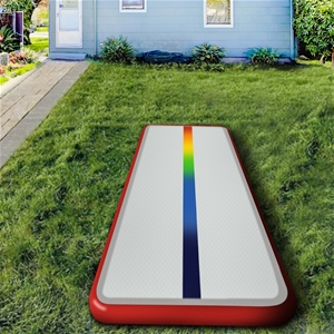 4x1M Air Track Inflatable Mat Airtrack T