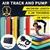 4x1M Air Track Inflatable Mat Airtrack Tumbling Electric Air Pump