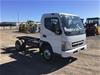 <p>2010 Mitsubishi Fuso Canter 47,847km 4 x 2 Cab Chassis Truck</p>