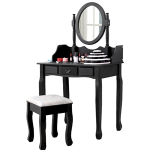 Levede Dressing Table Stool Mirrors Jewe