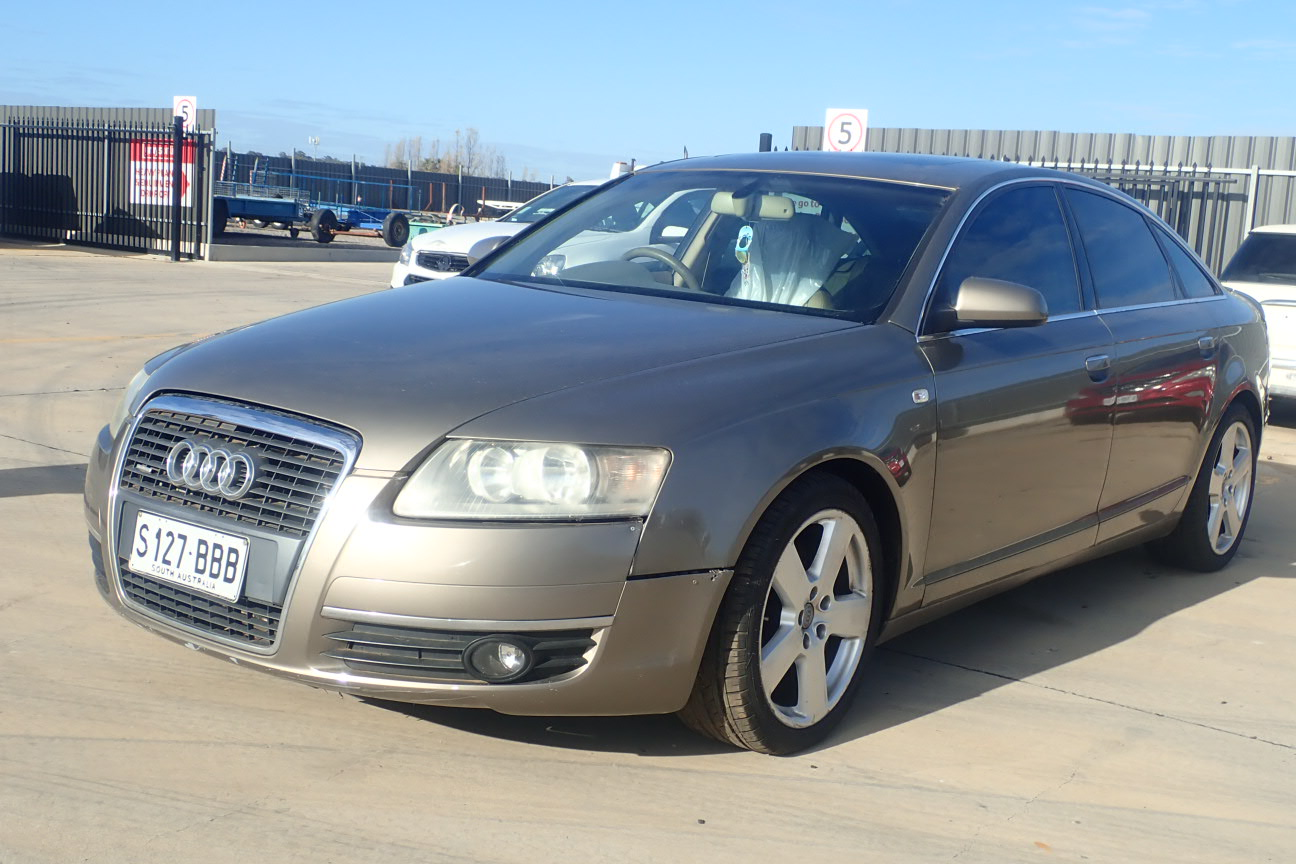 2005 Audi A6 3.2 FSI Quattro C6 Automatic Sedan