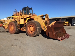 1997 Caterpillar 990 Wheel Loader with B
