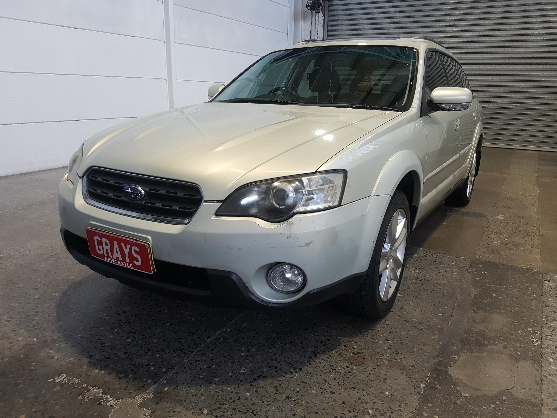 2005 Subaru Outback 3.0R Premium B4A Automatic Wagon