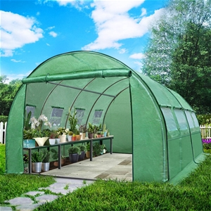Greenfingers house 4X3X2M Garden Shed Ho