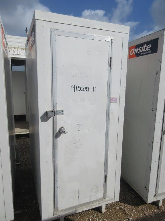 Portable Single Toilet Cubicle Hand Basin