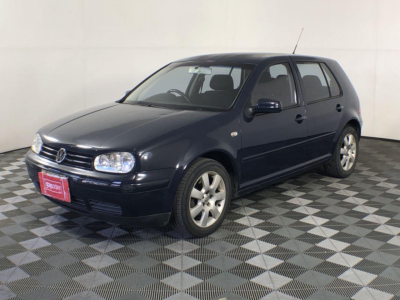 2003 Volkswagen Golf 2.0 Generation A4 Automatic Hatchback (WOVR)