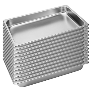 SOGA 12X Gastronorm GN Pan Full Size 1/1