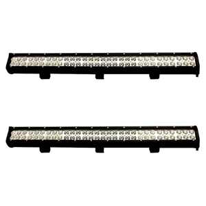2X 28inch 180W Cree Led Light Bar Spot F