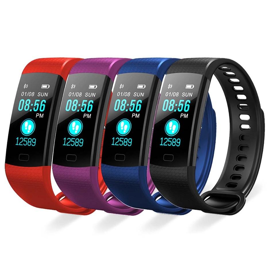 SOGA 4X Sport Smart Watch Fitness Wrist Band Activity Tracker Bundle