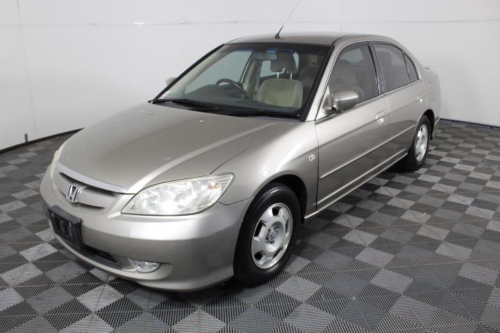 2005 Honda Civic Hybrid 7th Gen CVT Sedan