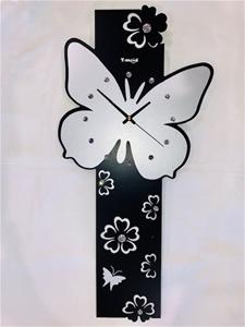 Butterfly Clock (605mm x 285mm)