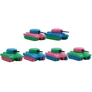 50 x Tank eraser (40mm x 23mm x 20mm)