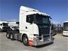<p>2014 Scania R560 6 x 4 Prime Mover Truck</p>