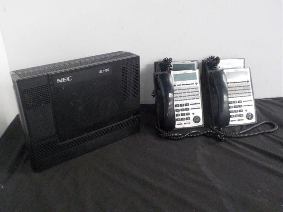 NEC SL1100 Phone Systems & Handsets