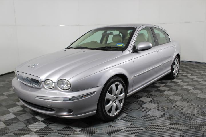 2004 Jaguar X Type Sport X400 Automatic Sedan, 148,034km