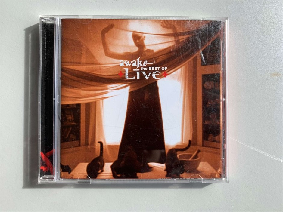 CD for Collection, Awake The Best Of Life