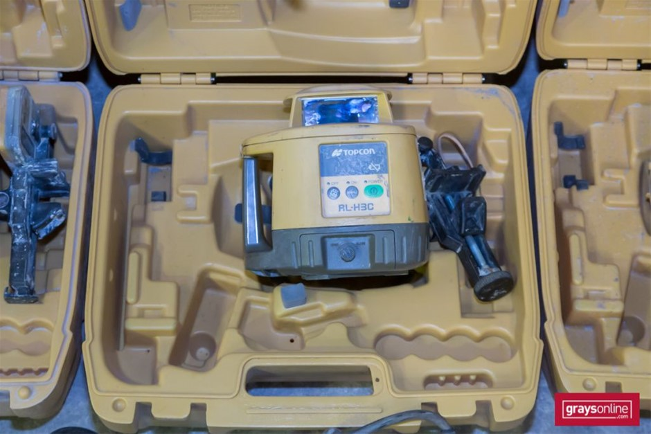Topcon Positioning Systems (Made USA) RL-H3C Laser Level