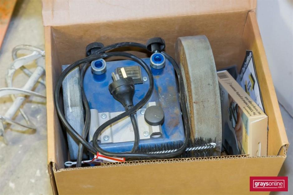 Tormec Super grind 1205 Tool Sharpener