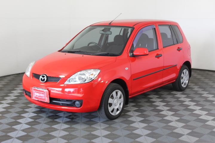 2006 Mazda 2 Neo DY Manual Hatchback