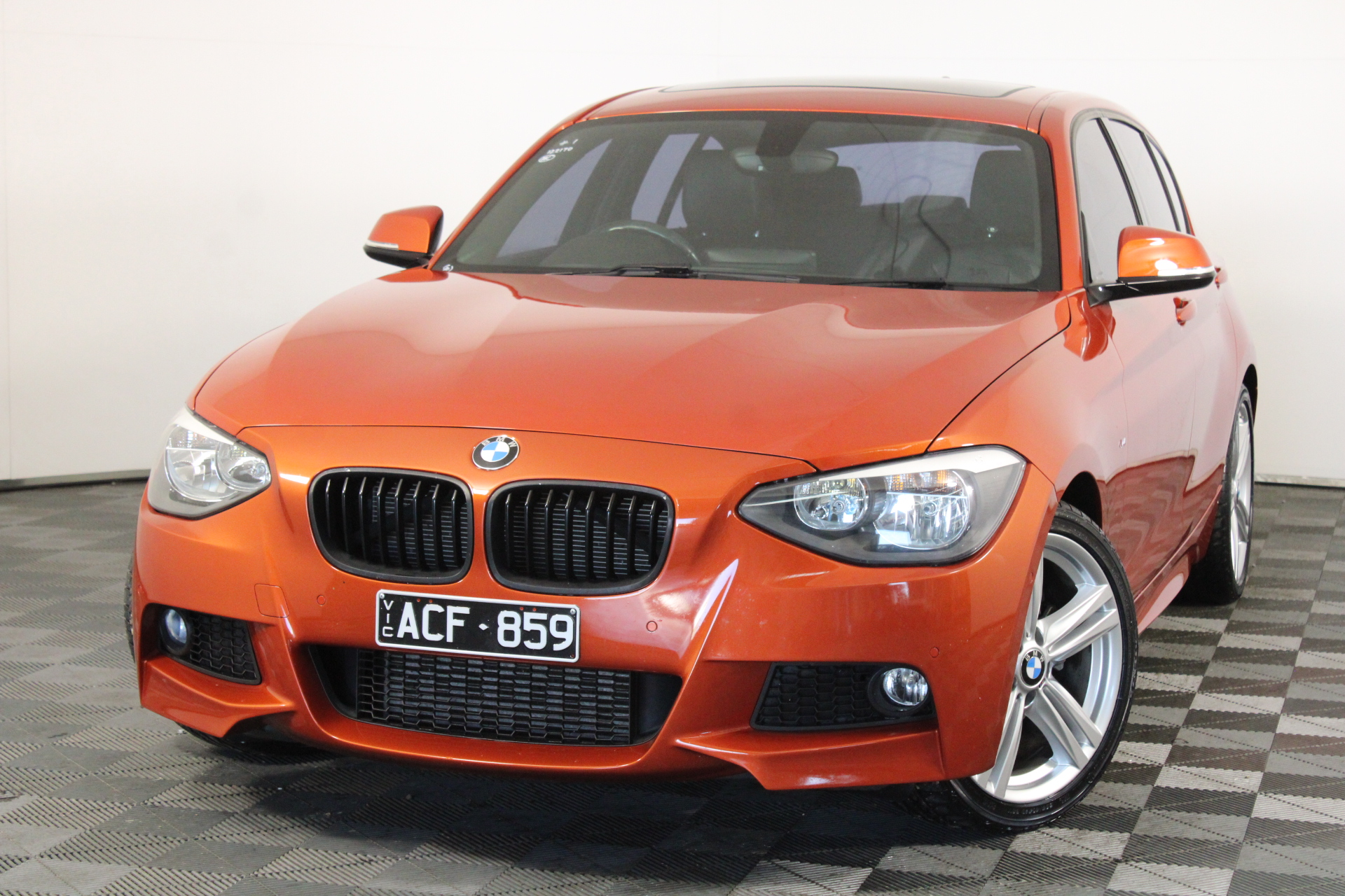 2014 BMW 1 Series 125i M Sports pack F20 Automatic - 8 Speed Hatchback