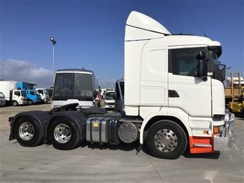2014 Scania R560 Prime Mover Trucks