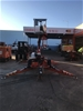 Trailer Mounted Boom 10.2M  Petrol/Electric  - 2011 NIFTY 120TPE