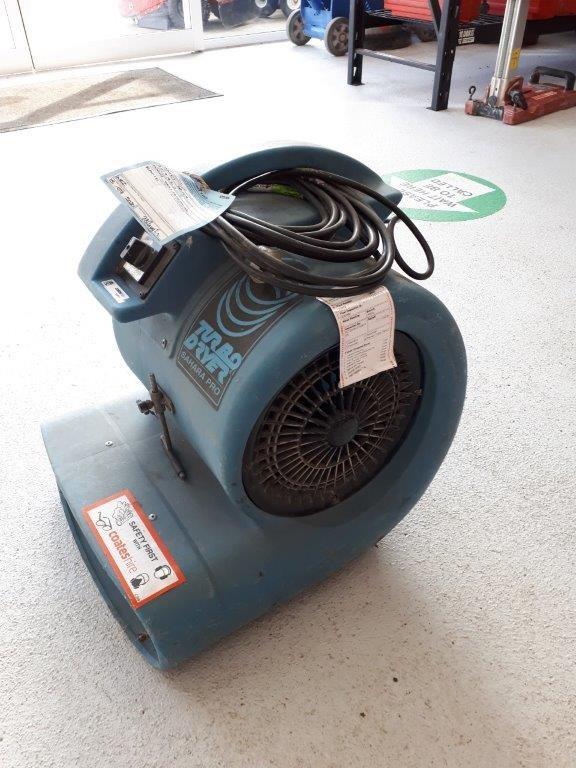 Carpet Dryer - 240V - DRIEAZ F65 PRO