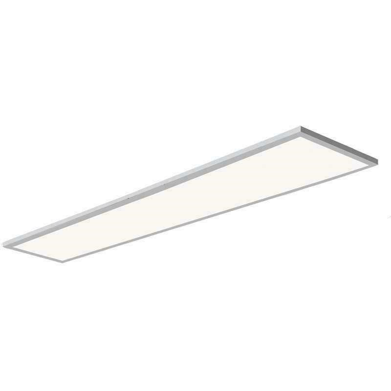NLight 36W LED Flush Mount Panel Ceiling Light 1200x300mm With SAA Driver