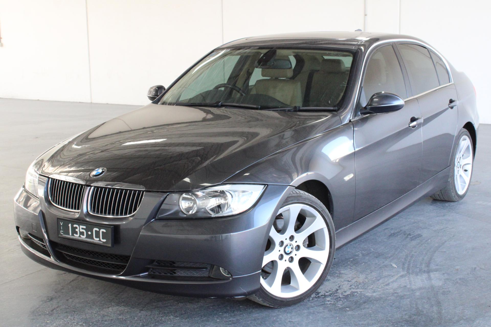 2005 BMW 3 25i E90 Automatic Sedan
