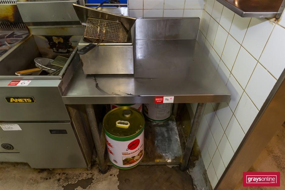 Brayco Stainless Steel Kitchen Bench