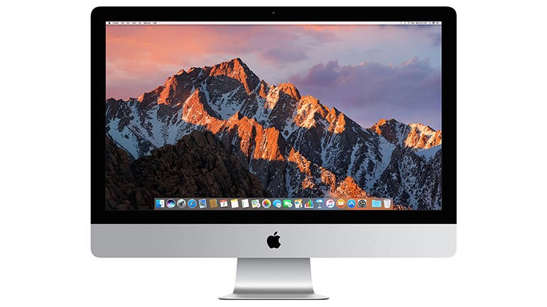 APPLE 27in iMac with Retina 5K Display. Complete with Keyboard and Power Ca