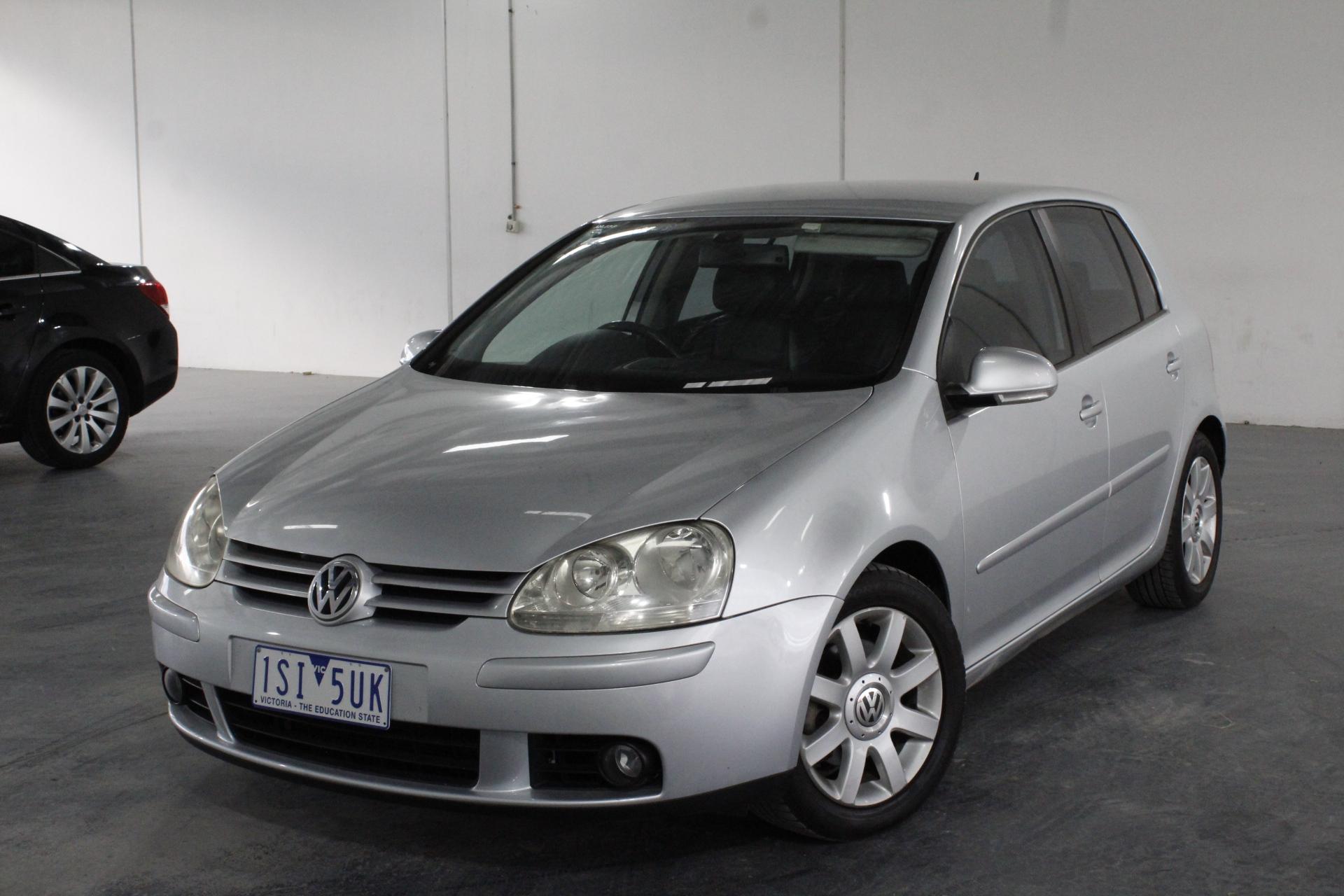 2005 Volkswagen Golf 2.0 FSI Sportline 1k Automatic Hatchback