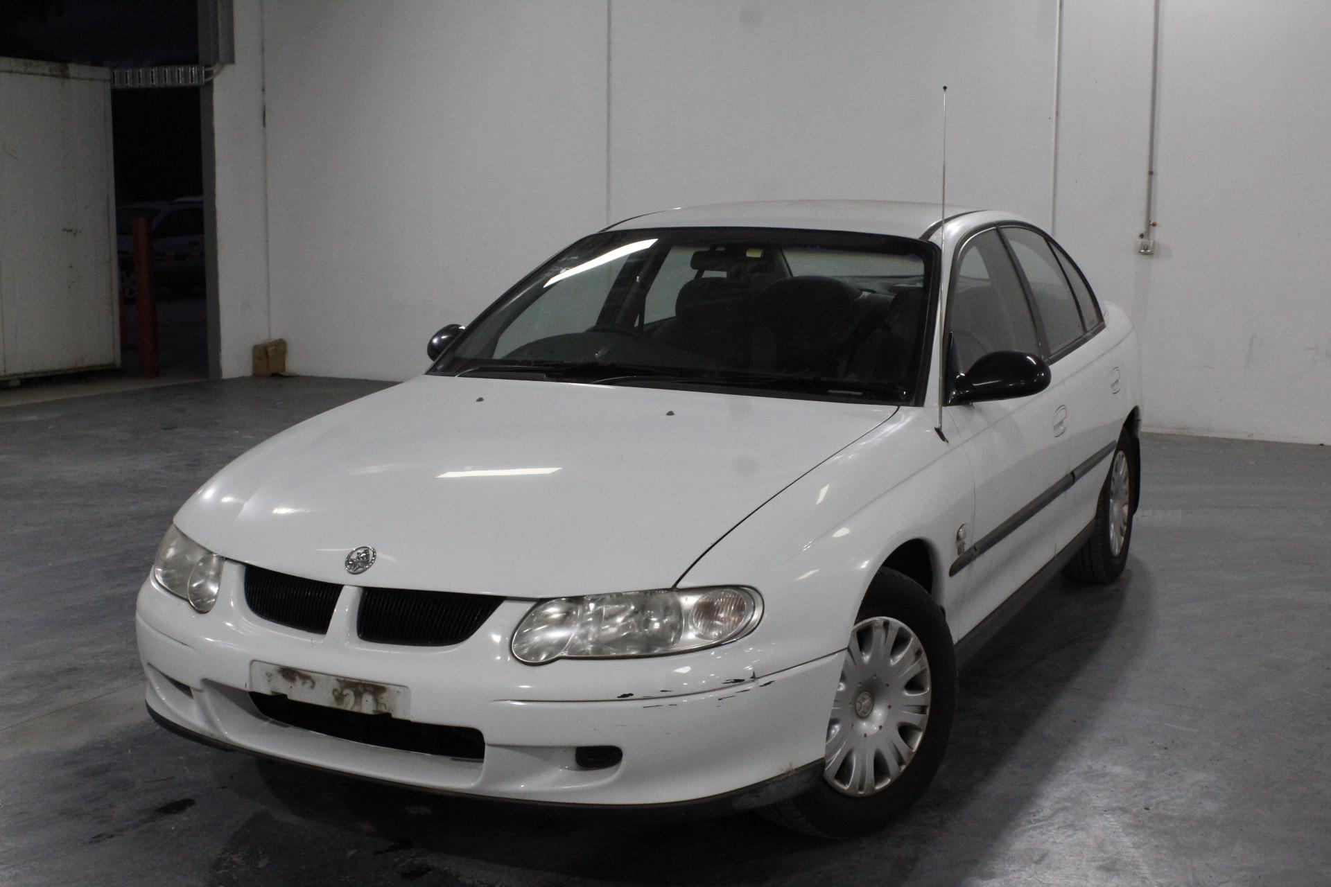 2001 Holden Commodore Executive VX Automatic Sedan