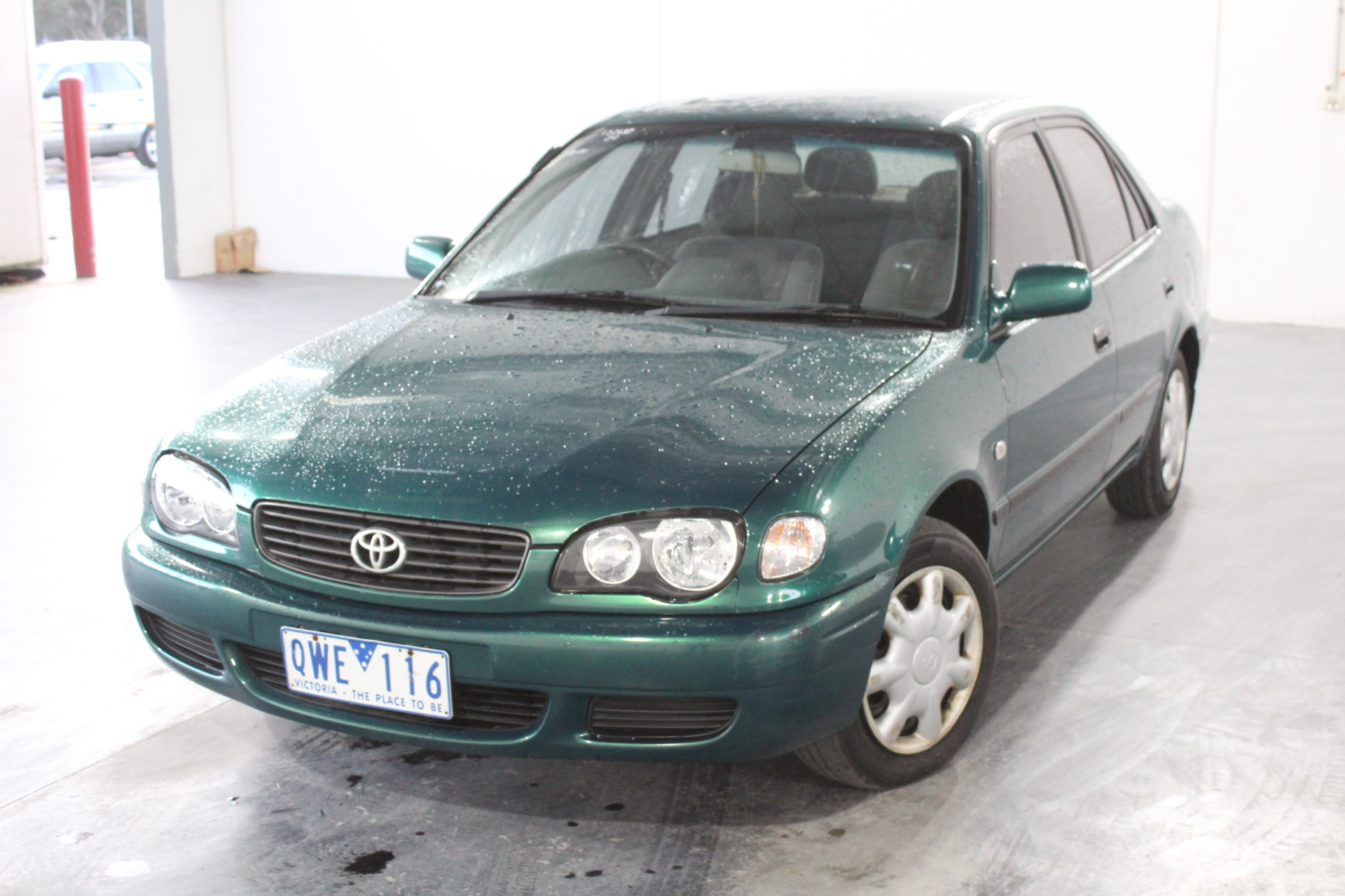 2001 Toyota Corolla Ascent AE112R Automatic Sedan