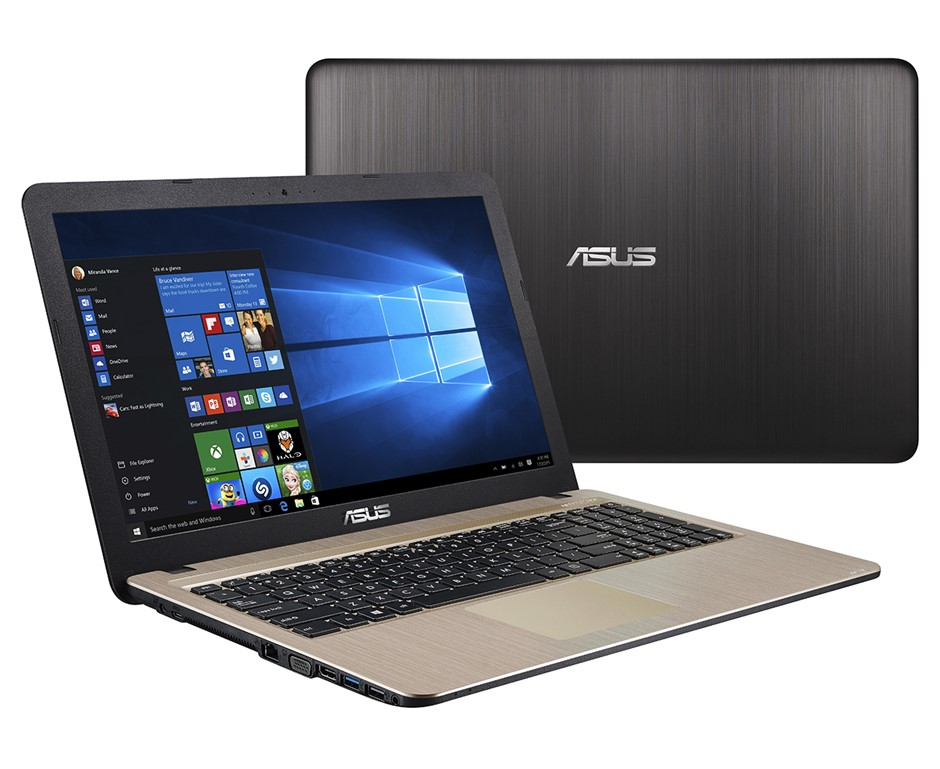 ASUS 15.6inch Vivobook Laptop, F540UA-GQ316T, Black. N.B. Has been used. No