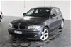 2007 BMW 1 20d E87 Turbo Diesel Automatic Hatchback