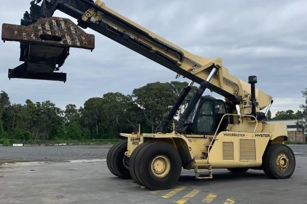 Hyster HR45-25 Reach Stacker