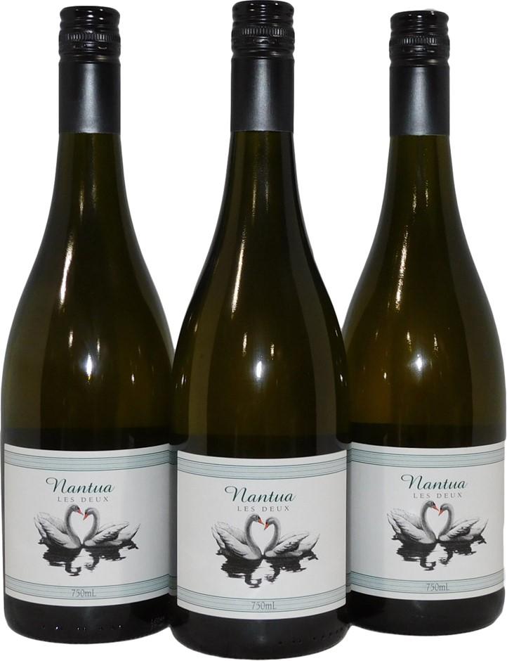 Giaconda Nantua Les Deux Chardonnay 2005 (3x 750mL), VIC. Screwcap