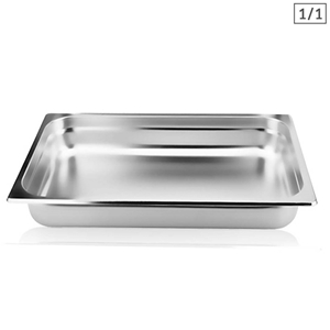 SOGA Gastronorm GN Pan Full Size 1/1 GN