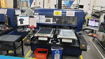 2009 Kornit Commercial Shirt Printer