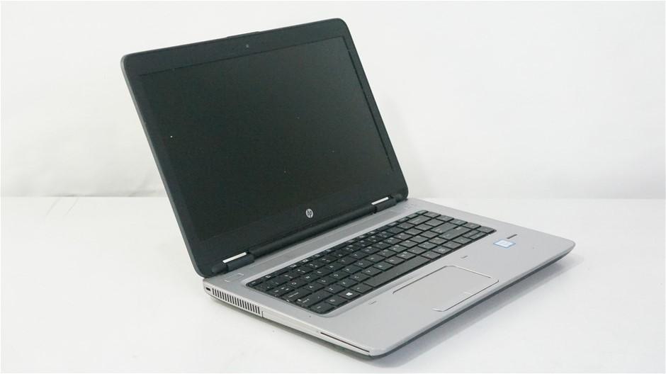 HP ProBook 640 G3 14-inch Notebook