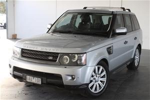 2009 Land Rover Range Rover Sport 3.0 TD