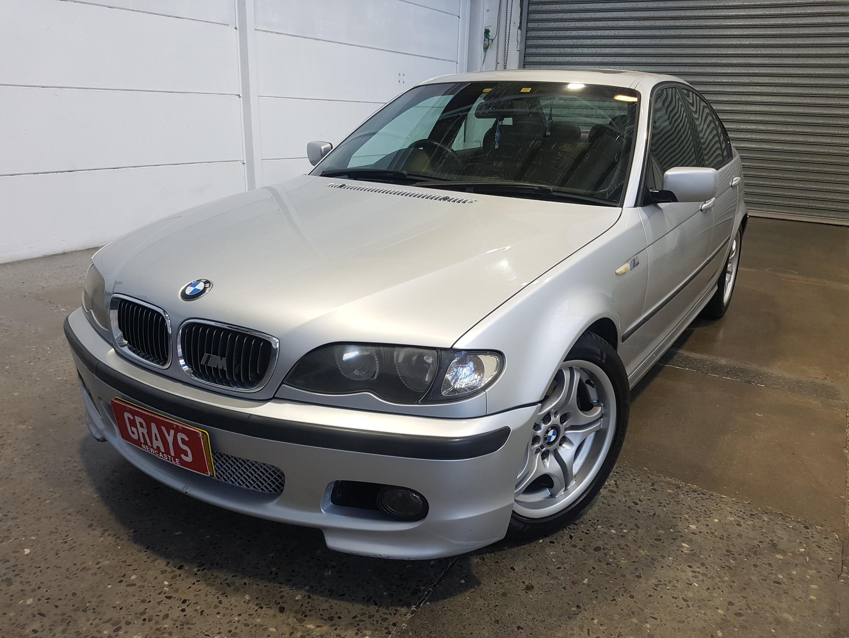 BMW 3 25i E46 Automatic Sedan