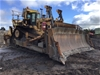 2006 Caterpillar D11R Crawler Dozer with SU Blade and Multi Tyne Ripper