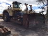 <p>2007 Caterpillar 854G Wheel Dozer with Blade</p>